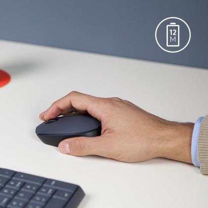 Logitech M170 Wireless Mouse - Original (EXTRA Protection + Fragile Sticker)